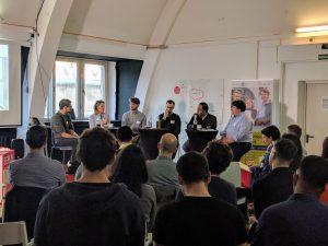 Panel Session: Entrepreneurial Ecosystem