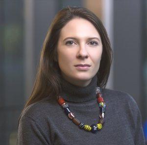 Dr. Katharina Lauer (Industry Officer, ELIXIR)